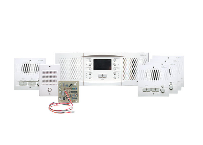 Video Intercom System with Music