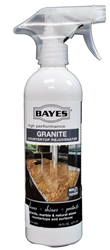 Bayes Granite Countertop Rejuvenator Cleaner, Granite Cleaner, Granite Countertop Cleaner, Natural Cleaner, Organic Cleaner, Safe Cleaner, Cleaning, Cleaning Supplies