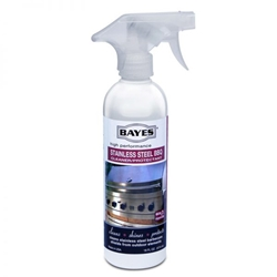 Bayes Stainless Steel BBQ Cleaner BBQ Cleaner, Stainless Steel Cleaner, Cleaner, Natural Cleaner