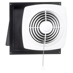 "Broan 507 8"" Chain-Operated Wall Exhaust Fan"