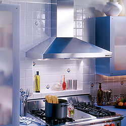 Broan 613004 30 Inch Chimney Range Hood - Stainless Steel