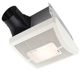 Broan A70L InVent Exhaust Fan and Light