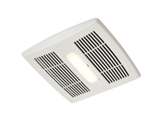 Broan AE110L InVent Exhaust Fan and Light