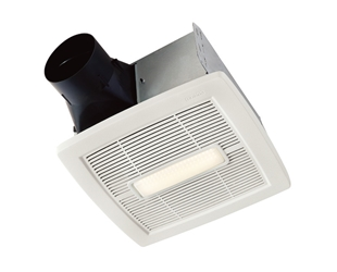 Nutone AEN110L InVent Exhaust Fan and Light