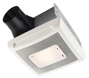 Nutone AN70L InVent Exhaust Fan and Light