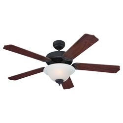 Sea Gull Lighting 15030BLE-07 Fluorescent Ceiling Fan