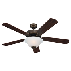 Sea Gull Lighting 15030BLE-829 Fluorescent Ceiling Fan