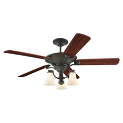 Sea Gull Lighting 15170B-839 Ceiling Fan