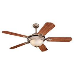 Sea Gull Lighting 15358B-824 Ceiling Fan