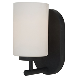 Sea Gull Lighting 41160BLE-839 Fluorescent Wall Sconce