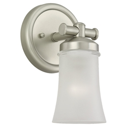 Sea Gull Lighting 44482BLE-965 Fluorescent Wall Sconce
