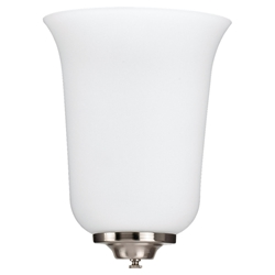 Sea Gull Lighting 49119BLE-962 Fluorescent Wall Sconce