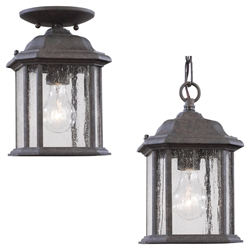 Sea Gull Lighting 60029-746 Outdoor Ceiling Light