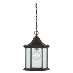 Sea Gull Lighting 60136-08 Outdoor Pendant Light