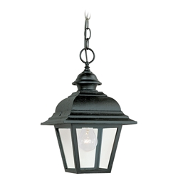 Sea Gull Lighting 6016-12 Outdoor Pendant Light