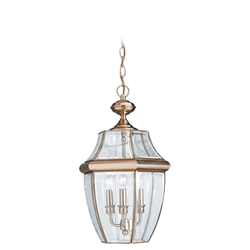 Sea Gull Lighting 6039-02 Outdoor Pendant Light