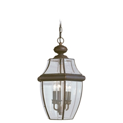 Sea Gull Lighting 6039-71 Outdoor Pendant Light