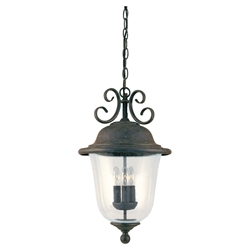 Sea Gull Lighting 6059-46 Outdoor Pendant Light