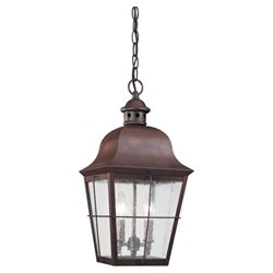 Sea Gull Lighting 6062-44 Outdoor Pendant Light