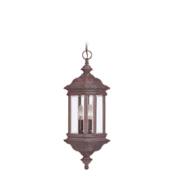 Sea Gull Lighting 6637-08 Outdoor Pendant Light