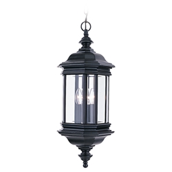 Sea Gull Lighting 6637-12 Outdoor Pendant Light