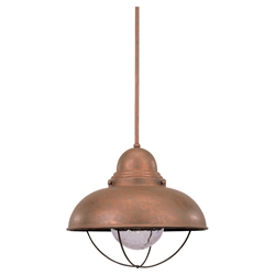 Sea Gull Lighting 6658-44 Outdoor Pendant Light