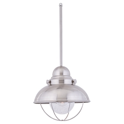 Sea Gull Lighting 6658-98 Outdoor Pendant Light