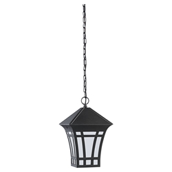 Sea Gull Lighting 69131BLE-12 Outdoor Pendant Light