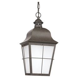 Sea Gull Lighting 69272BLE-46 Outdoor Pendant Light
