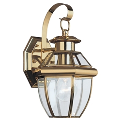 Sea Gull Lighting 8037-02 Outdoor Wall Lantern