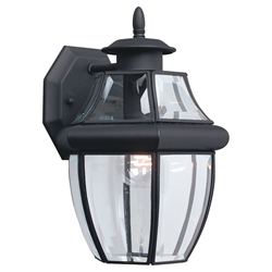 Sea Gull Lighting 8038-12 Outdoor Wall Lantern