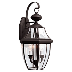 Sea Gull Lighting 8039-12 Outdoor Wall Lantern