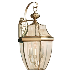 Sea Gull Lighting 8040-02 Outdoor Wall Lantern