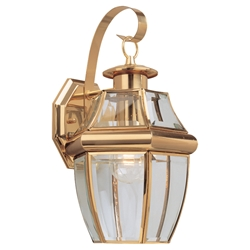 Sea Gull Lighting 8067-02 Outdoor Wall Lantern