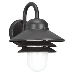 Sea Gull Lighting 83055-12 Outdoor Wall Lantern
