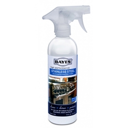 Bayes Stainless Steel Cleaner Stainless Steel Cleaner, Stainless Steel  Protectant, Bayes Cleaner, Bayes Protectant