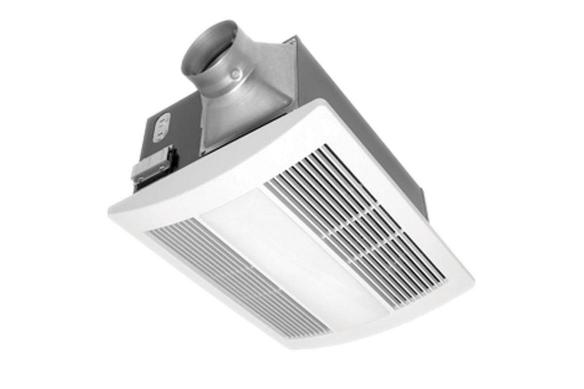 Panasonic FV-11VH2 WhisperWarm™ Fan/Heater Bathroom fan, quiet bathroom fan, bathroom fans, quiet exhaust fan, Bathroom exhaust fans, bathroom fans with light, bathroom heater