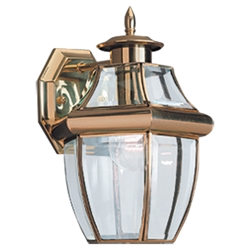 Sea Gull Lighting 8038-02 Outdoor Wall Lantern