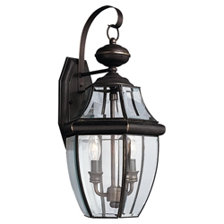 Sea Gull Lighting 8039-71 Outdoor Wall Lantern