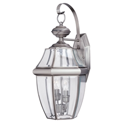 Sea Gull Lighting 8039-965 Outdoor Wall Lantern