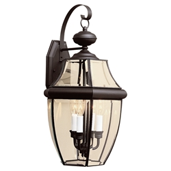 Sea Gull Lighting 8040-12 Outdoor Wall Lantern