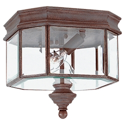 Sea Gull Lighting 8834-08 Outdoor Ceiling Fixture